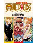 ONE PIECE 3-IN-1 EDITION 03