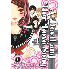 A Devil and Her Love Song, Vol. 4