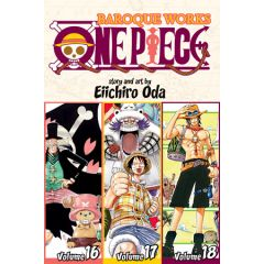 ONE PIECE 3-IN-1 EDITION 06