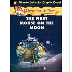 Geronimo Stilton #14 The First Mouse on the Moon