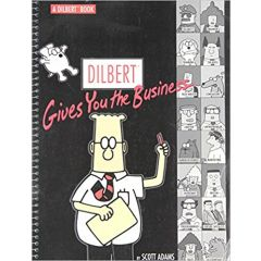 Dilbert Gives You The Business Paperback