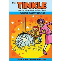 Tinkle Double Digest No. 149
