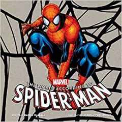 The World According to Spider-Man (Insight Legends) Hardcover