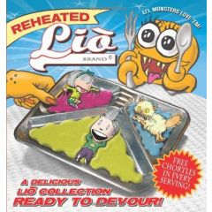 REHEATED LIO: A DELICIOUS LIO COLLECTION READY TO DEVOUR