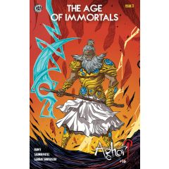 Age of Immortals : Issue 3