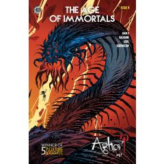 Age of Immortals : Issue 4