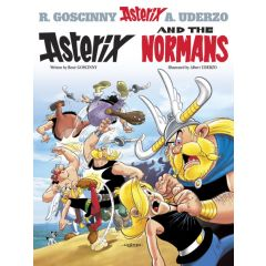 Asterix and the Normans 9