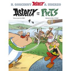 Asterix and the Picts: Album 35