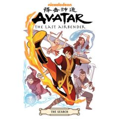Avatar: The Last Airbender–The Search Omnibus
