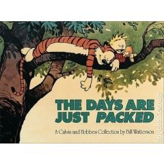 Calvin & Hobbes : The Days Are Just Packed