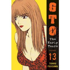 GTO: The Early Years, Volume 13