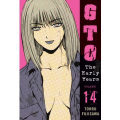 GTO: The Early Years, Volume 14