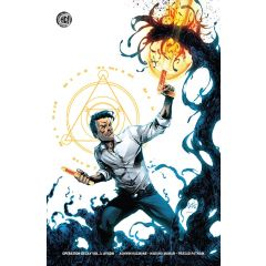 Operation Decay Vol 1 Ayudh (Variant Cover)