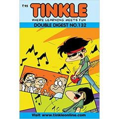Tinkle Double Digest No. 132