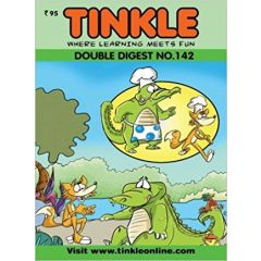 Tinkle Double Digest No. 142