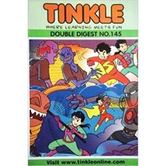 Tinkle Double Digest No. 145