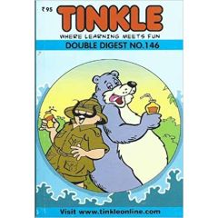 Tinkle Double Digest No. 146