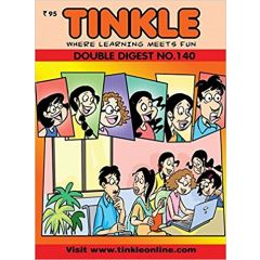 Tinkle Double Digest No. 140