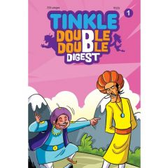 TINKLE DOUBLE DOUBLE DIGEST 1