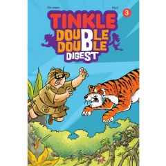 TINKLE DOUBLE DOUBLE DIGEST 3